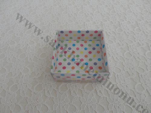 Asetat Kapaklı Karton Kutu 5