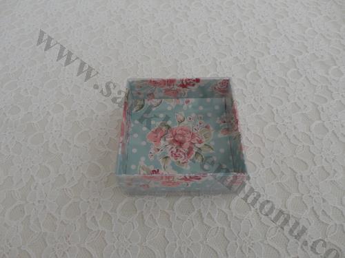 Asetat Kapaklı Karton Kutu 4