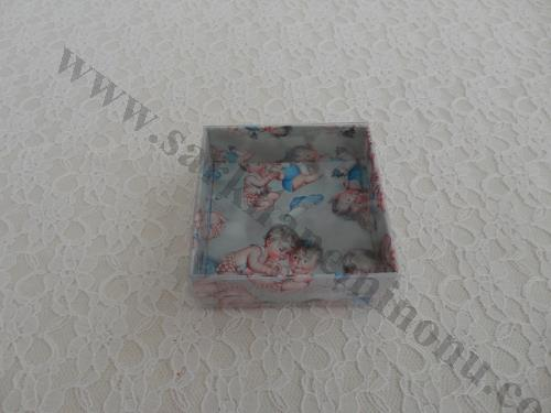 Asetat Kapaklı Karton Kutu 7