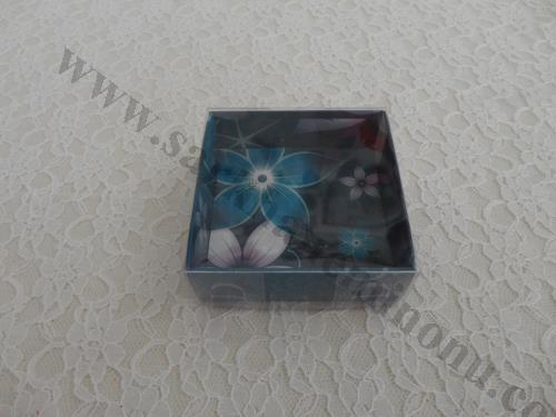 Asetat Kapaklı Karton Kutu 6