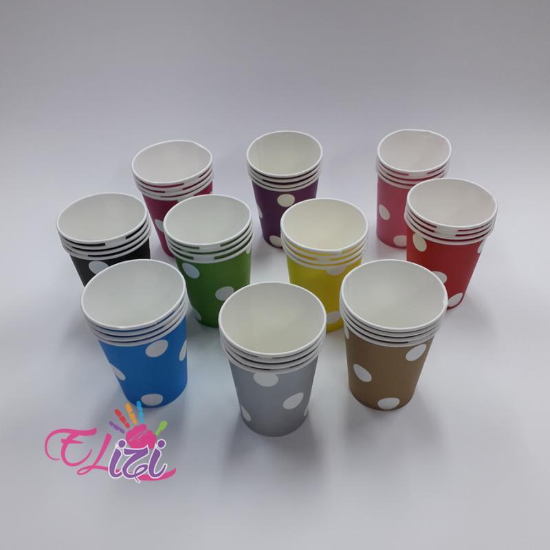 Kağıt Parti Bardağı 8