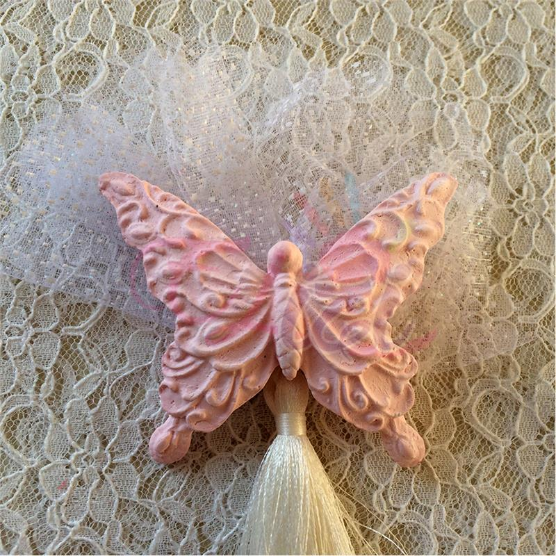 Kelebek Kokulu Taş Bebek Şekeri