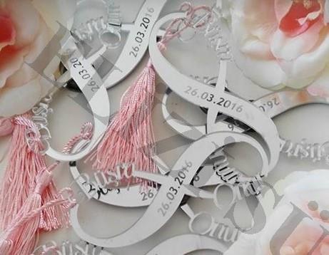 Pleksi Sonsuzluk Nişan & Düğün Hediyesi