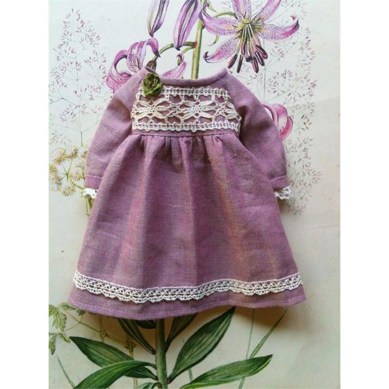 Dantelli Elbise Bebek Şekeri